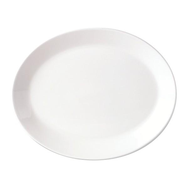 """Simplicity Oval Plate - 20.25cm (8"""")"""
