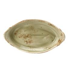 "Craft Oval Eared Dish - 34cm (13 1/2"")"