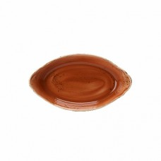 "Craft Oval Eared Dish - 24.5cm (9 1/2"")"