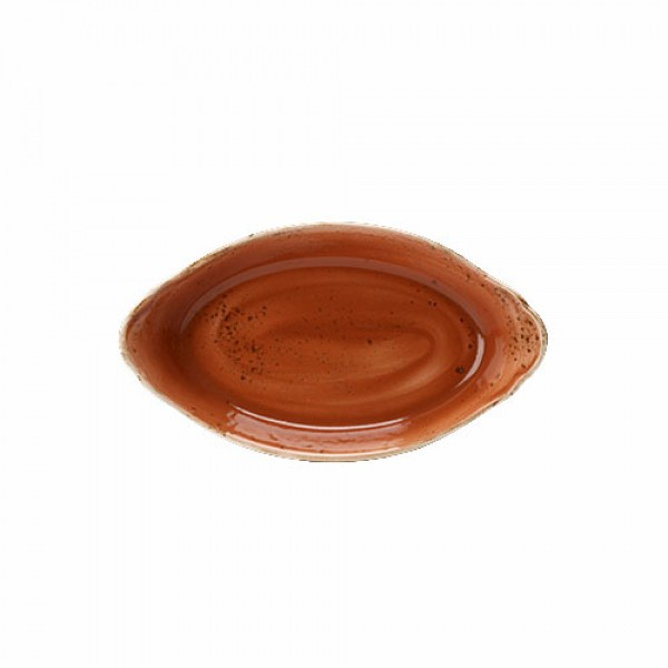 "Craft Oval Eared Dish - 24.5cm (9 1/2"")"
