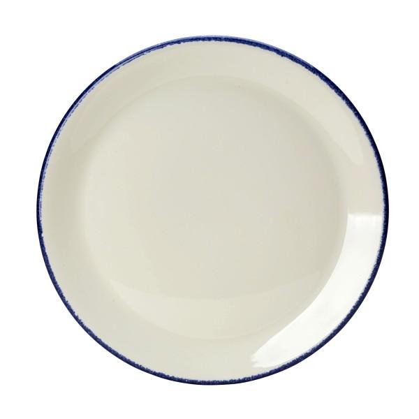 "Dapple Coupe Plate - 25.5cm (10"")"
