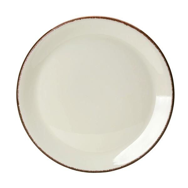 "Dapple Coupe Plate - 20.25cm (8"")"