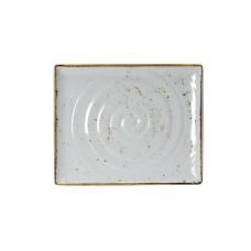 "Craft Melamine GN 1/2 Rect Platter - 32.5cm x 26.5cm (12.75"")"