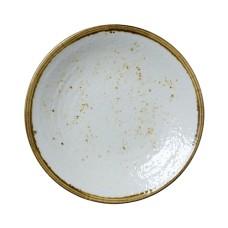 "Craft Melamine Coupe Plate - 25.4cm (10"")"