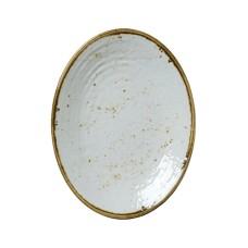 "Craft Melamine Oval Plate - 26cm (10.25"" x 7.75"")"