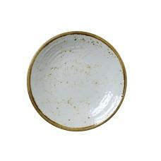 "Craft Melamine Coupe Plate - 21cm (8.25"")"