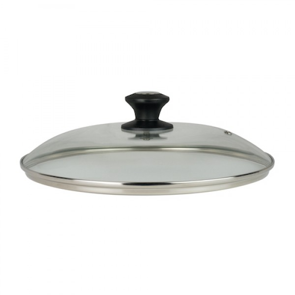 """Folio Cookware Round Tempered Glass Lid - 27.9cm (11"""")"""
