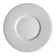 """Willow Gourmet Plate Medium Well - 28.5cm (11.25"""")"""
