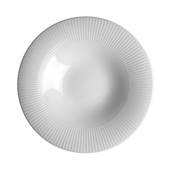 "Willow Gourmet Rim Coupe Bowl - 28.5cm (11 1/4"")"