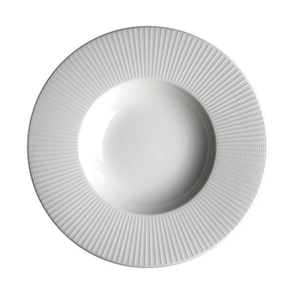 "Willow Gourmet Deep Rim Coupe Bowl - 28.5cm (11 1/4"")"